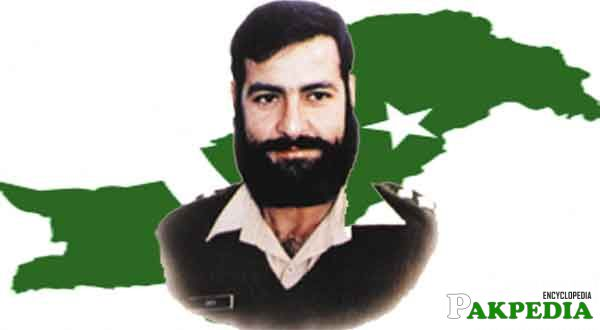 Karnal Sher Khan pakistan FALG