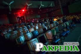 Peshawar Cinema hall inside