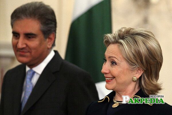 Shah Mehmood Qureshi Ministry