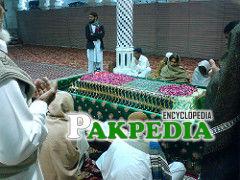 Grave of Peer Naseer Shah