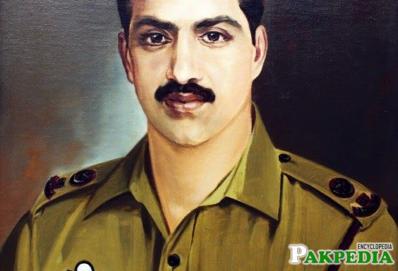 Raja Muhammad Sarwar army officer