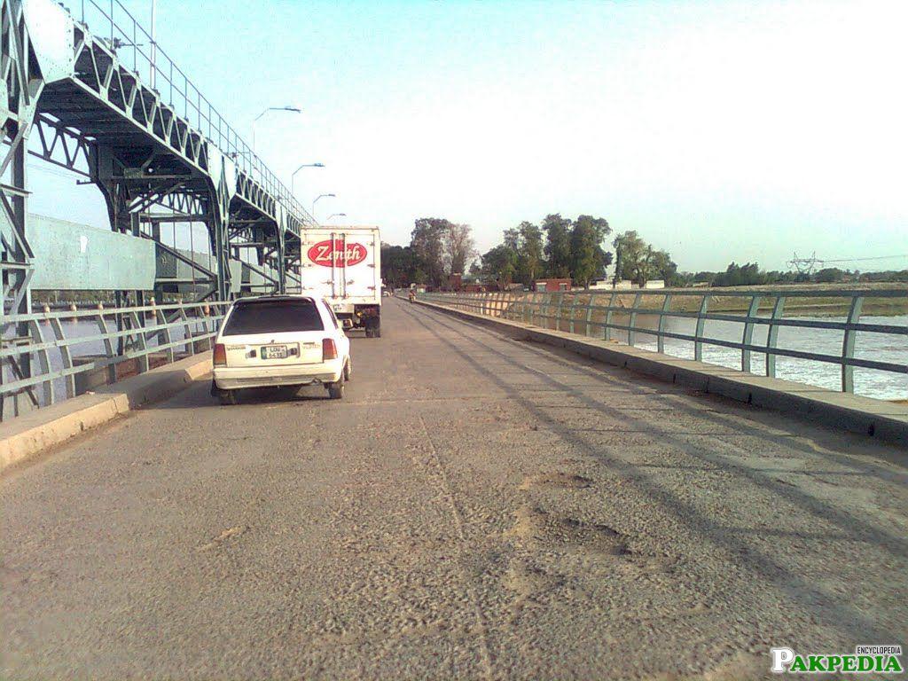 Head Baloki Bridge