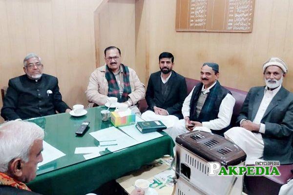 Mehar Muhammad Aslam joined PTI