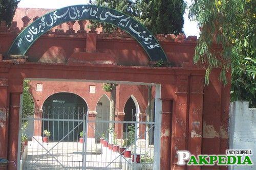 Gujar Khan Girls School