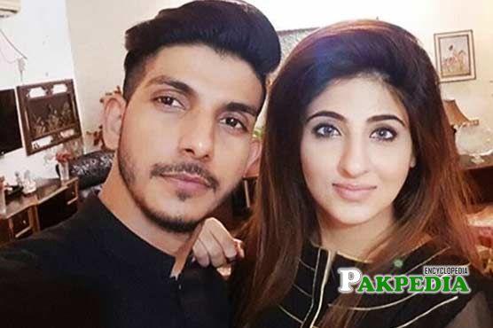 Mohsin Abbas Haider Family
