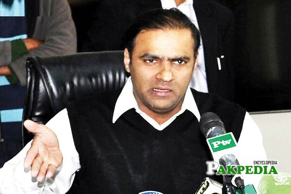 Abid Sher Ali Biography
