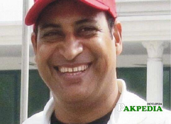 Saleem Elahi cricketer