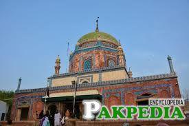 Multan city is full of Sufis tombs