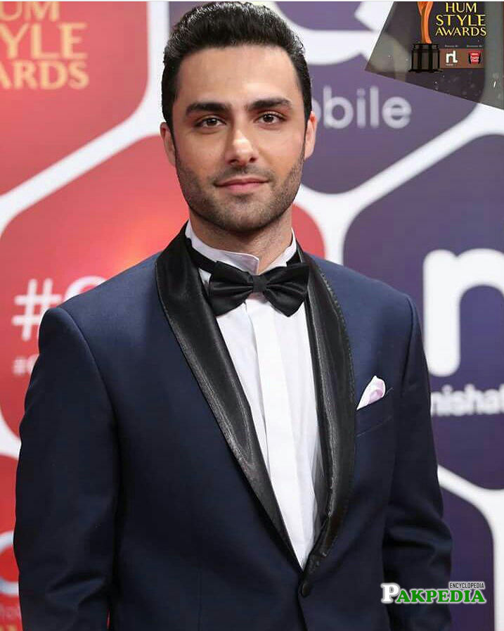 On set of 'Hum style awards'
