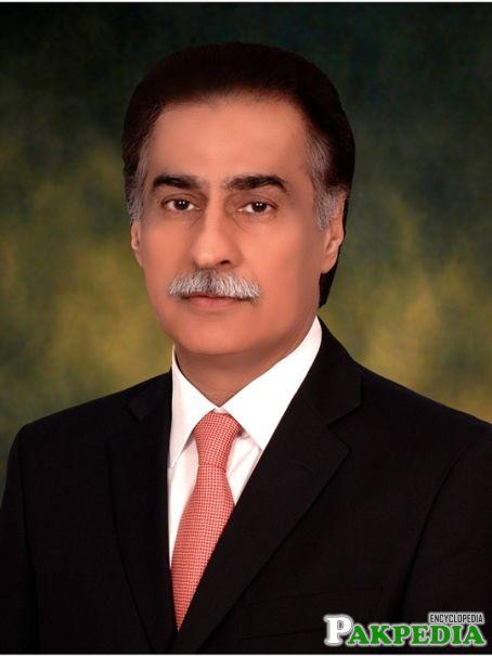 Speaker Ayaz Saddiq national assembly of Pakistan