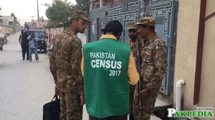 Pakistan Population Census 2017