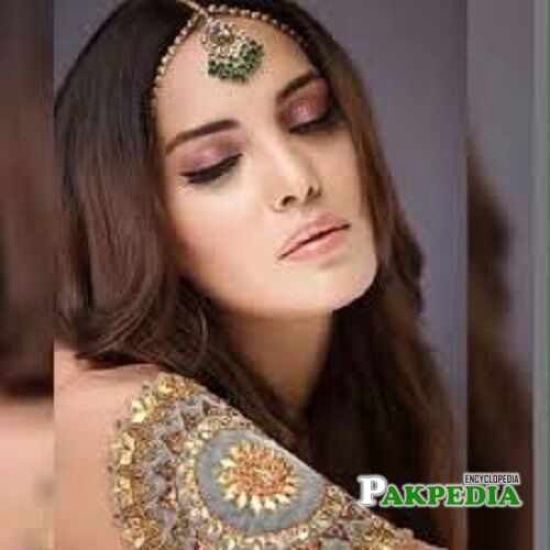 Saima Azhar Biography