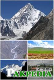 Montage of Gilgit-Baltistan