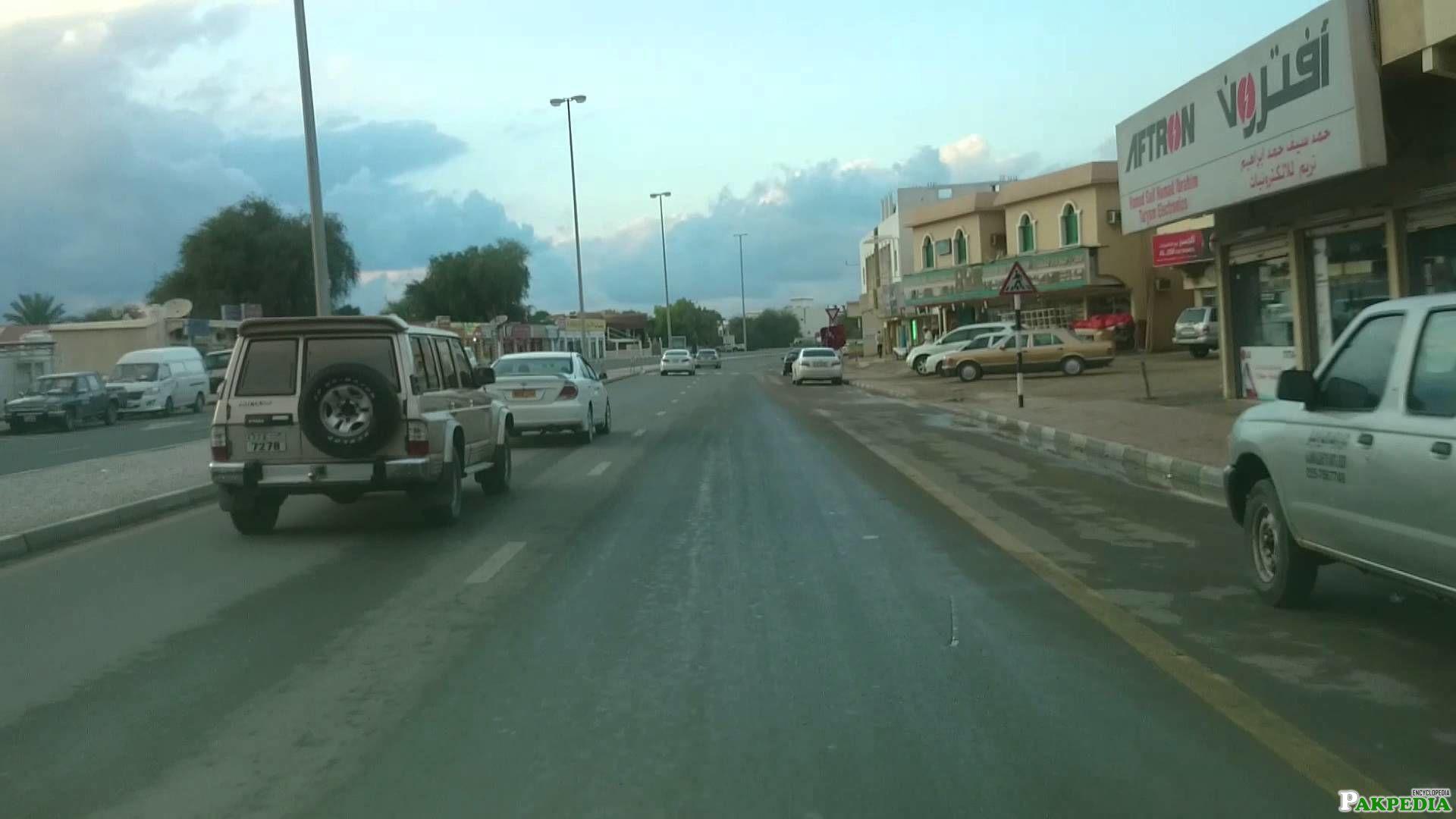 Kharan Roads