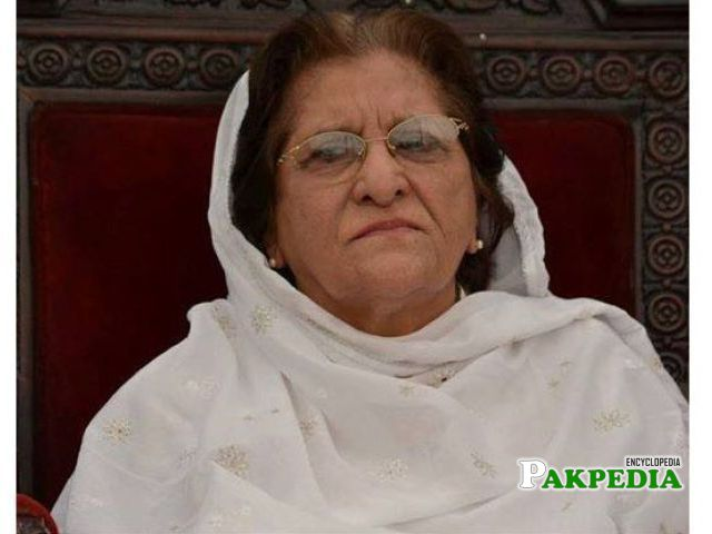 First women Deputy Speaker of the Khyber Pakhtunkhwa Assembly