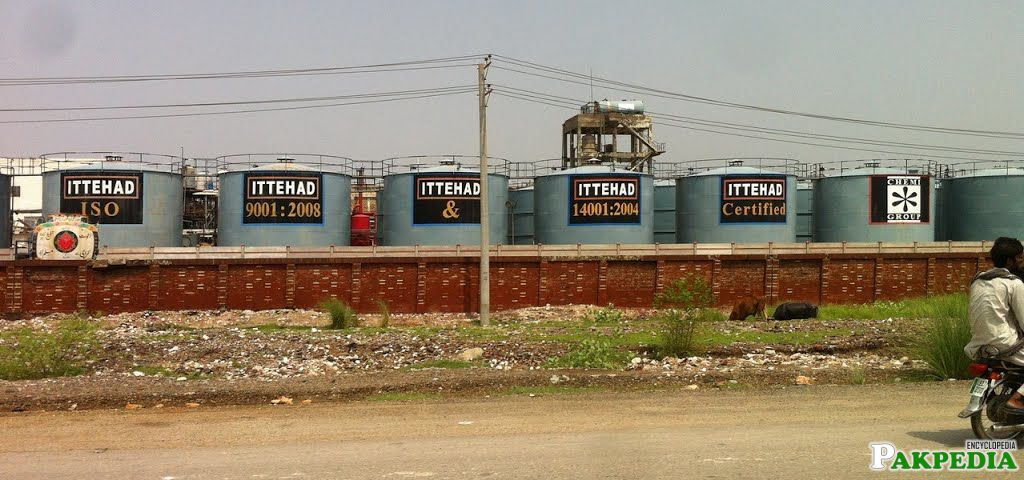 Ittehad Chemicals - History, Products, Location & Contact Info