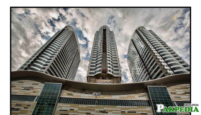 Centaurus Mall Apartments