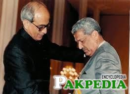 Doctor Abdul Qadeer Kahan is attaining his reward