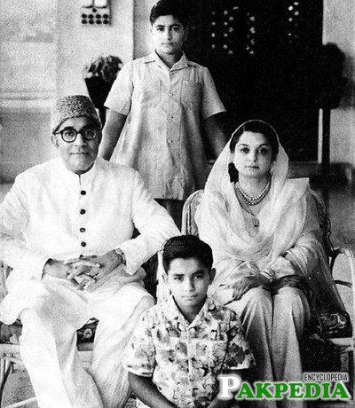 Ra'ana Liaquat Ali Khan First Lady Of Pakistan
