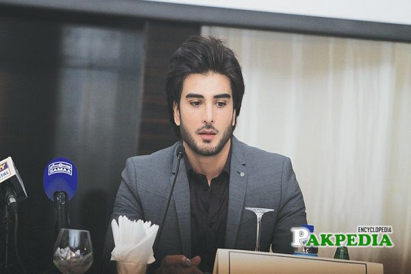 Imran abbas serving as a Brand Ambassador for Pakistan's future tourism projects