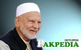 Khwaja Shamsuddin Azeemi did many Lectures on Parapsychology