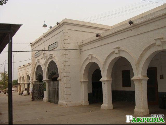 Bahawalnagar Railway Station