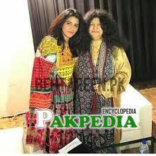 QB with Abida Parveen