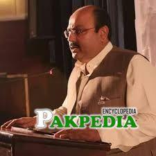 Agha Ali Haider elected as MPA