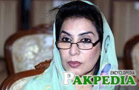 Fahmida Mirza has a great personality
