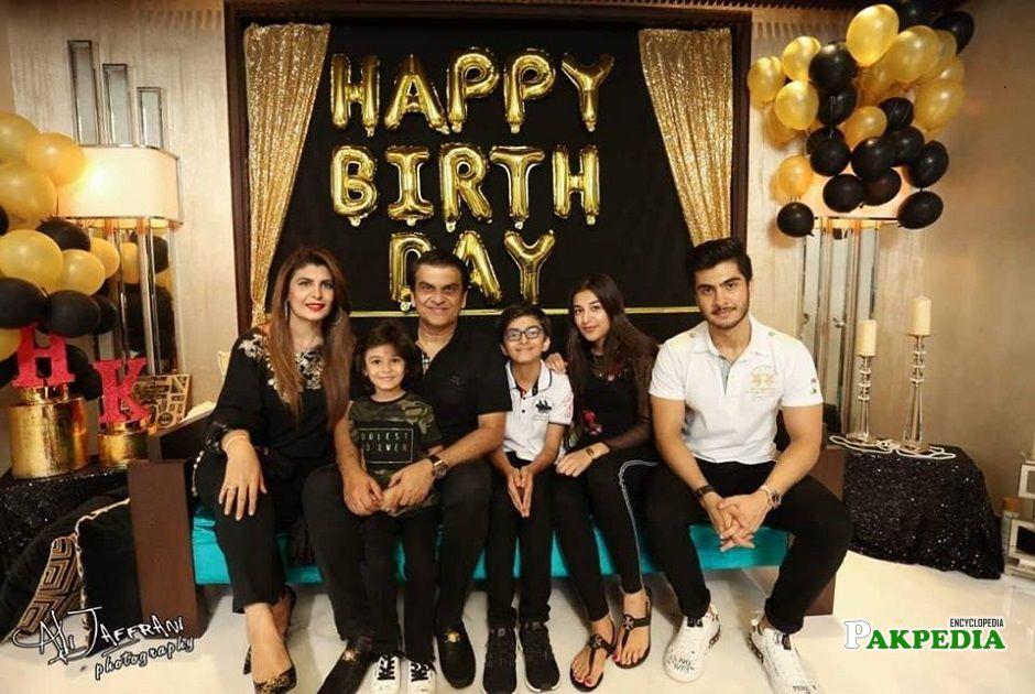 Abdullah Kadwani family