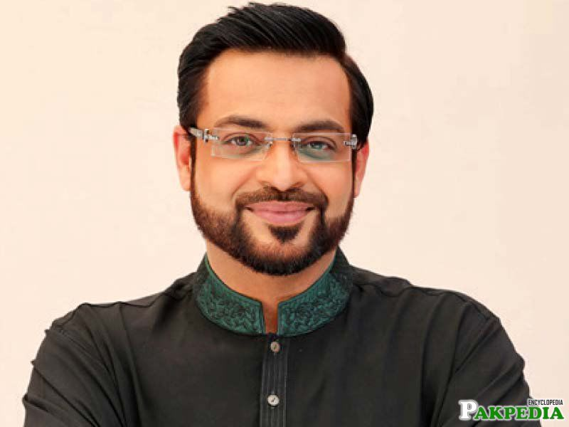 Aamir Liaquat personal photo