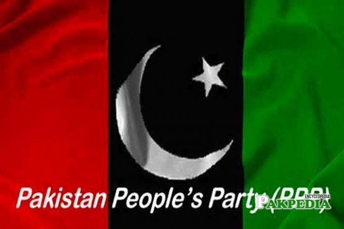 Flag of PPP