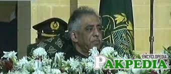 Zubair Umar in Governor House