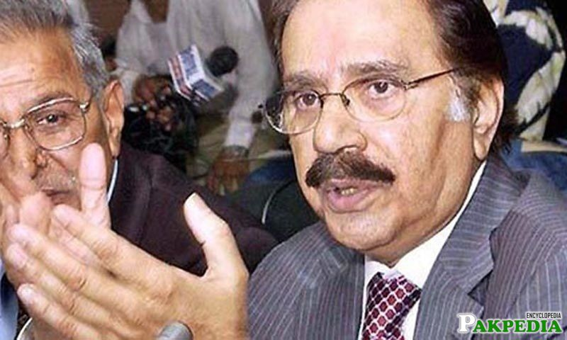Ameen Faheem is a well-known political figure