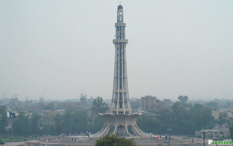 Minar-e-Pakistan Design