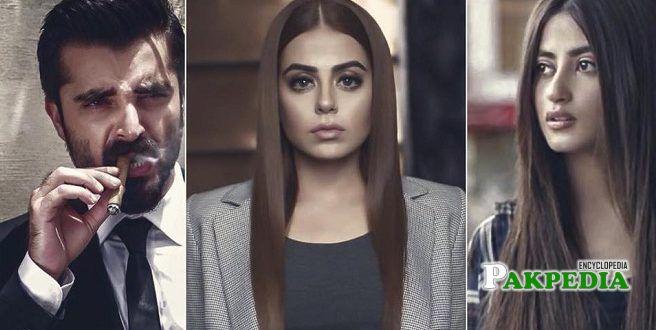 Signed drama serial 'Alif'