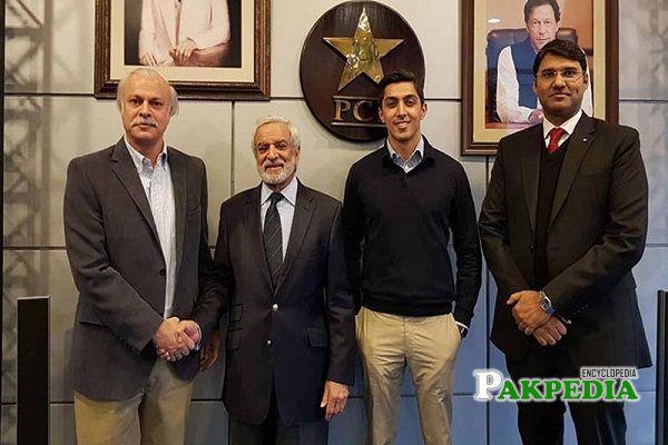 Ali Tareen cricket academy