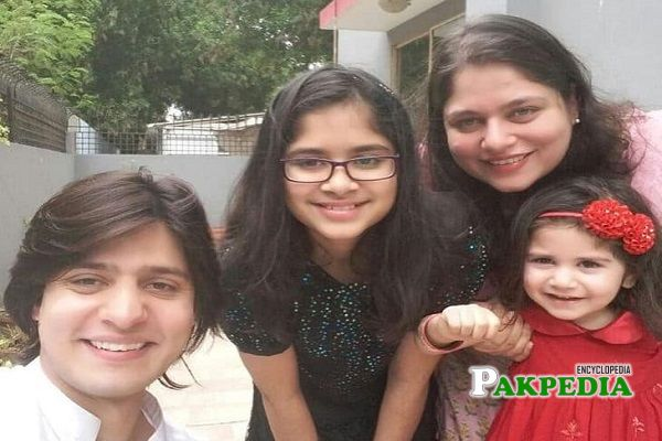 Arez Ahmed Family