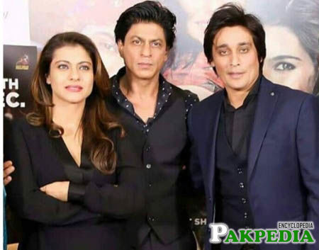 With Shahrukh and Kajol