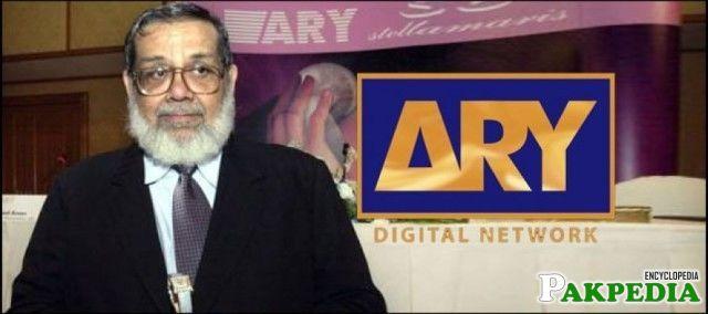 Abdul Razzak Yaqoob owner of ary