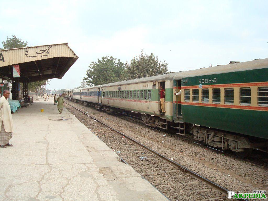 Gojra Railway Station
