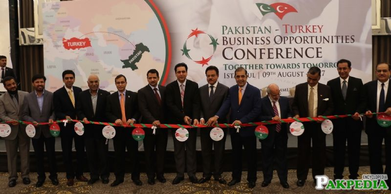 Embassy of Turkey arange a function