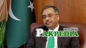 Pakistani Diplomat Sohail Mahmood