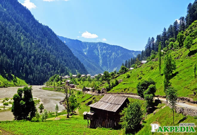 Jhelum Valley Nice