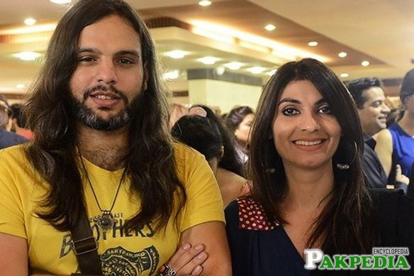 With Noman Javaid