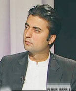 Murad Saeed is a Pakistani politician