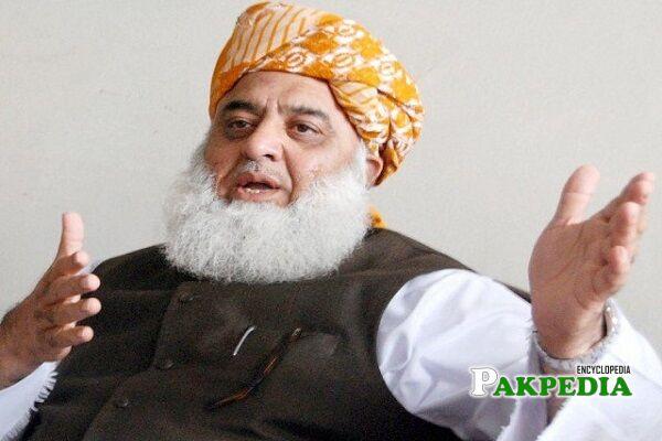 Fazal-ur-Rehman Biography
