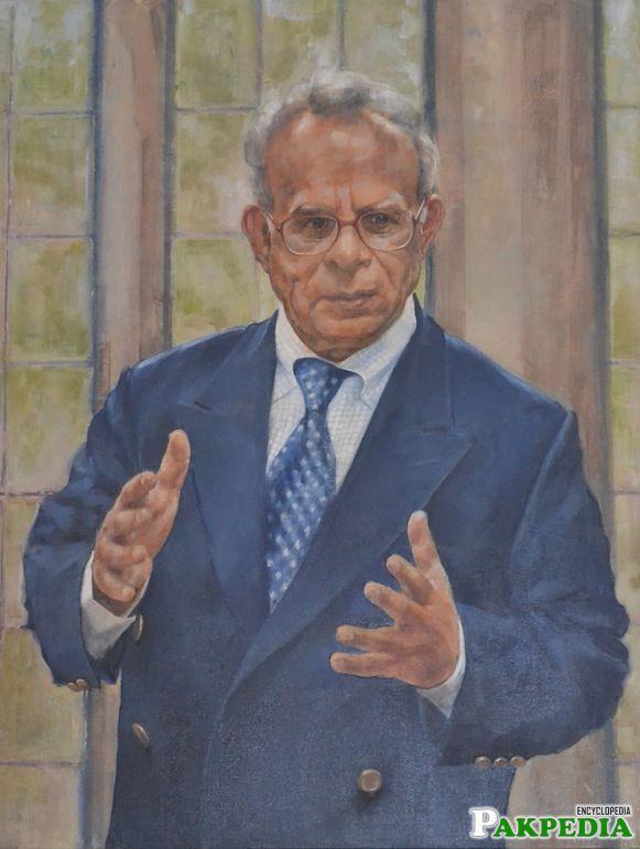 Wasim Sajjad lawyer