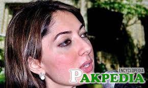 Sharmila Farooqi belong to political faimly