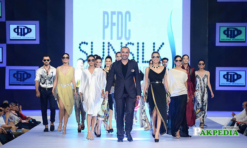 Deepak Perwani at PFDC